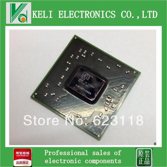 O Envio gratuito de 1 PÇS/LOTE 216-0774009 216 0774009 chips de BGA CHIP testado em estoque
