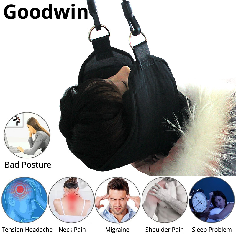 Goodwin Dropshipping Hammock for Neck Portable Relaxation Supporter hammock for head neckGoodwin Dropshipping Hammock for Neck Portable Relaxation Supporter hammock for head neck