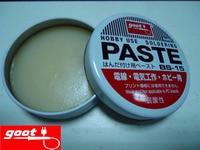 Original Japan GOOT Brand BS 15 Hobby Use Resin Solder Paste NW 50g Weak Acid Flux