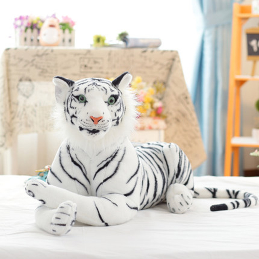 Cute Plush Tiger Animal Toy Child Gift Lovely Stuffed Doll Animal Pillow Children Kid Birthday Gift Peluches De Animales 70C0059