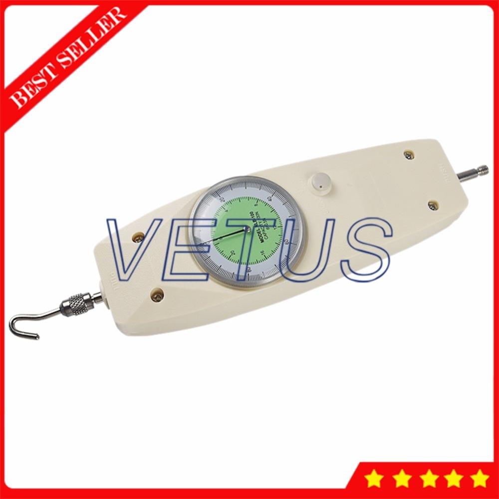 NLB-500  Mechanical Analog Push Pull Gauge Force gauge NLB-500N