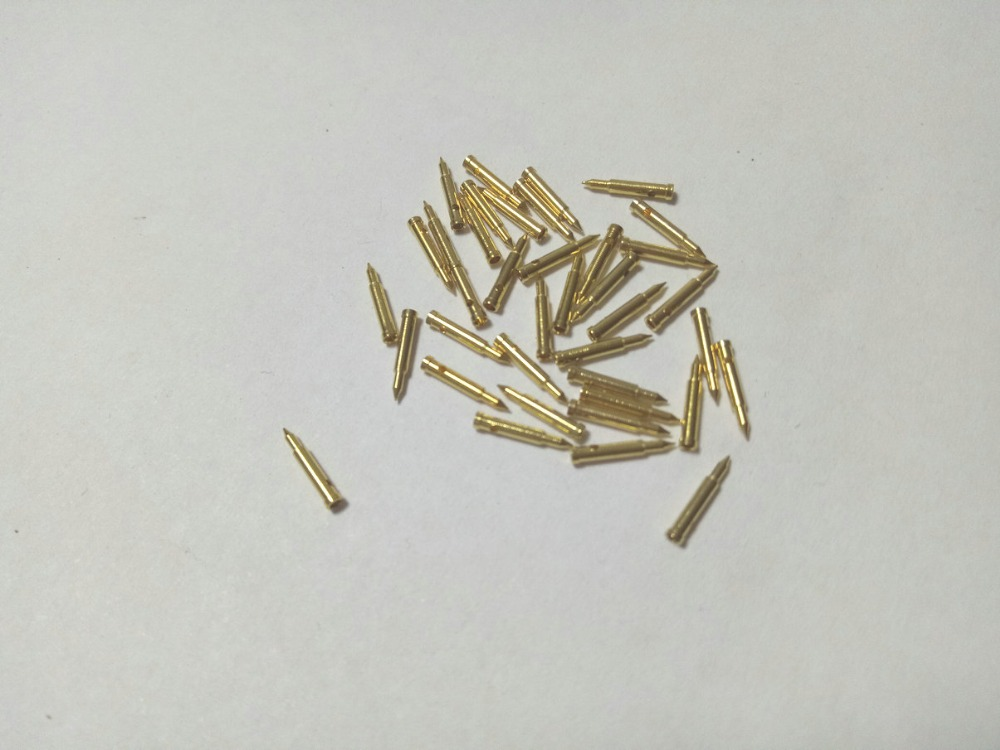 1000pcs SMA of these central pins for RG58 connector