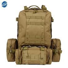50 Liters Large Capacity Multifunction Men's Travel Backpack High Quality Removable Trekking Rucksacks Men/Women Backpacks