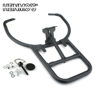 For Vespa GTS 300 Accessories Luggage Rack Cargo Support For Vespa Scooter GTS300 Rear Bracket For Vespa Motor Accessorios