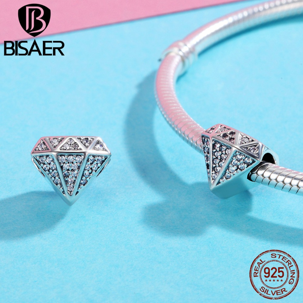 цена на Real 925 Sterling Silver I Love You Forever, Love Heart Shape Bead Charms Fit Bracelet Charms Silver 925 Original Jewelry CC397