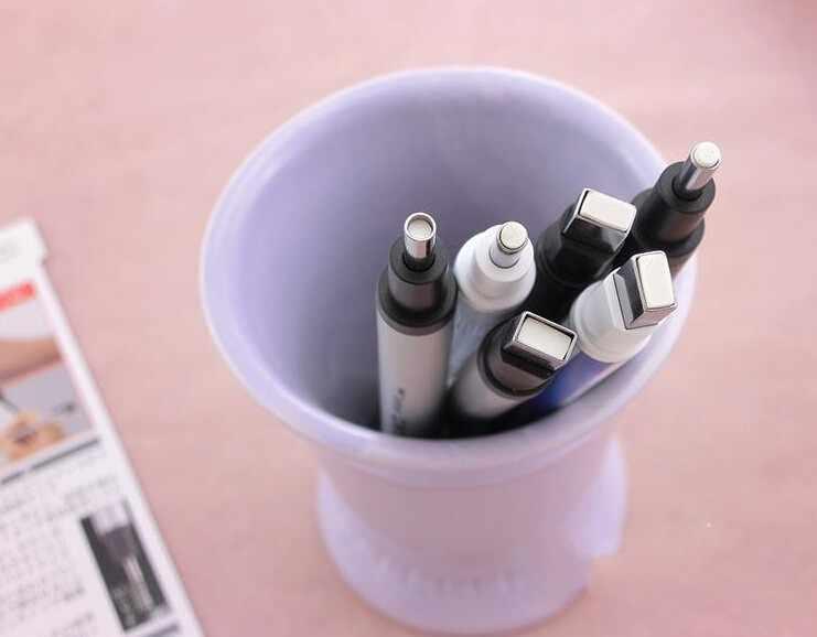 Tombow MONO Radiergummi 2,3mm/2,5mm EH-KUR | EH-KUS Für Bleistift; Genaue Korrektur Professionelle Zeichnung Radiergummi Stift
