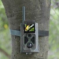 HC 500M Дикая Охота Камера Скаутинг chasse инфракрасный Сенсор HD 1080 P COMS дикой природы Ночное видение trail Камера Охота Инструменты