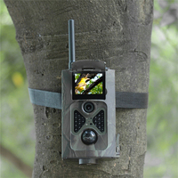 HC 500M Night Outdoor Hunt Tools HC500M wild Hunting Camera Scouting Infrared Sensor HD 1080P COMS Wildlife trail Animal Camera