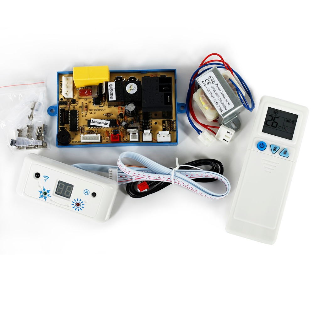 High quality universal air conditioner remote control system PG motor QD U08PGC controller