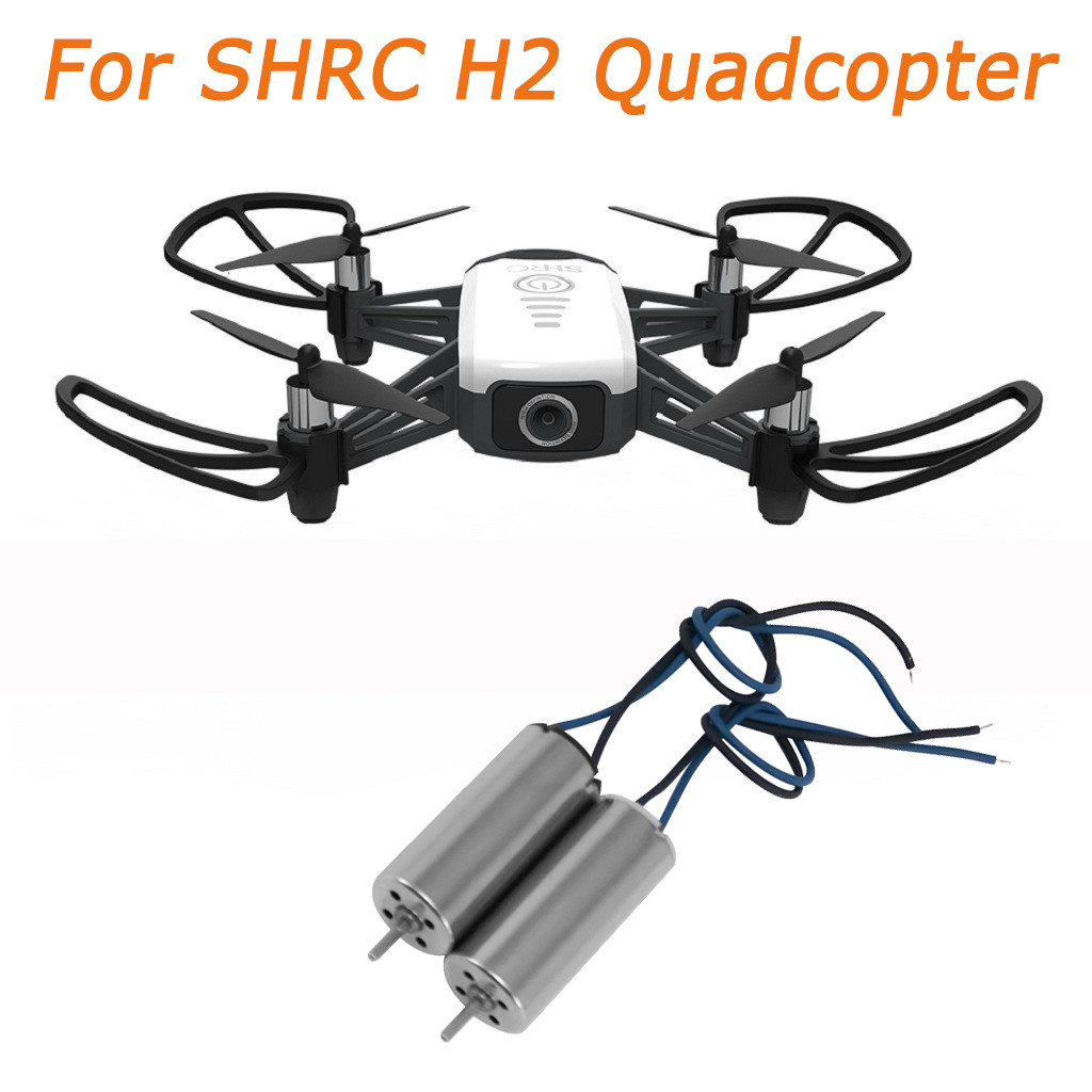 2019 New2PC SHRC H2 Drone Remote Control Plane Accessories 1 Set Of 2 Engines Kid Toys#G20