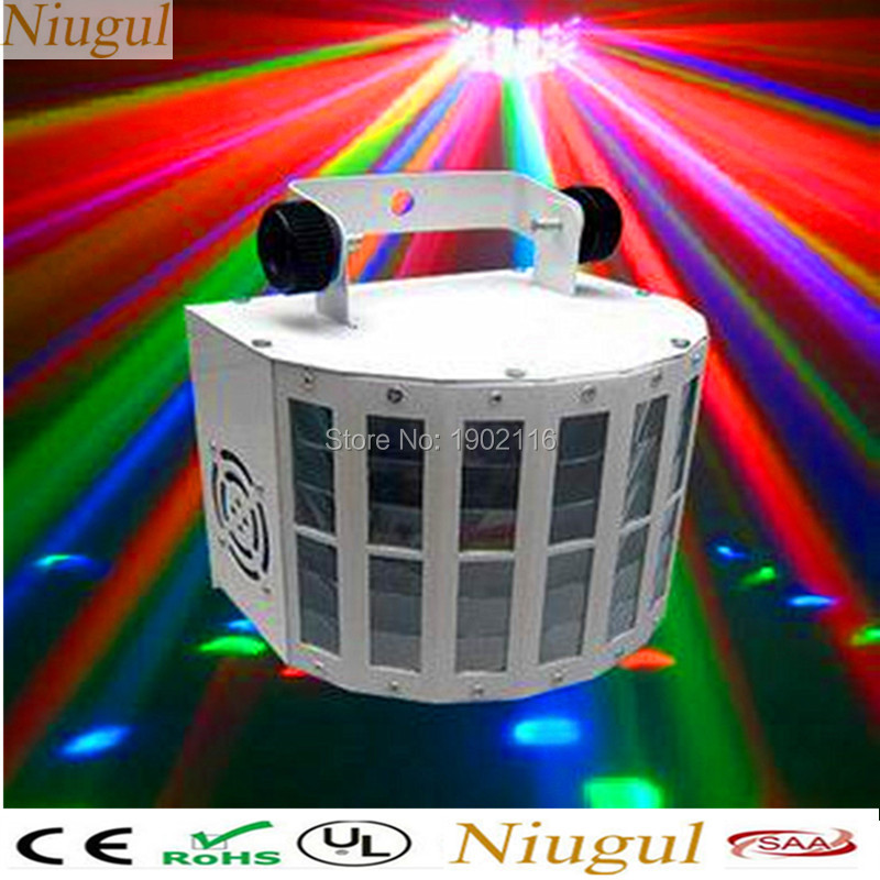 Niugul 30W RGBW LED Mini Super Arrow Beam Light party KTV bar disco dj lighting DMX LED beam effect lights Mini butterfly light niugul 10w rgbw mini led beam moving head light 10w led beam lamp nightclub bar lights dmx512 stage effect light 10w dj lighting