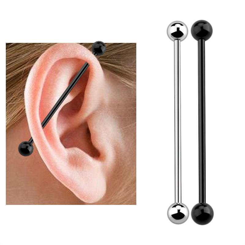 Top 10 Piercing Industrial Titanium Near Me And Get Free Shipping