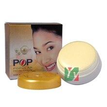 Горячая поп жемчуг отбеливание, лечение акне тональный крем для лица Уход за кожей 4 г