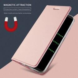 En cuir étui pour iphone 11 Pro 7 8 Plus X XR XS Max Magnétique Flip Portefeuille Couverture Sur APPLE Iphone 6 6S 5S SE Folio Coque