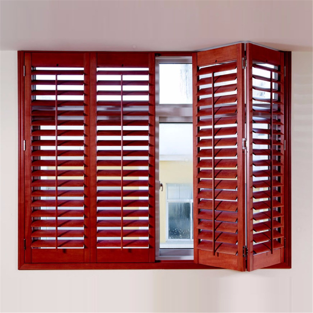 89mm Basswood Plantation Shutters In Blinds Shades