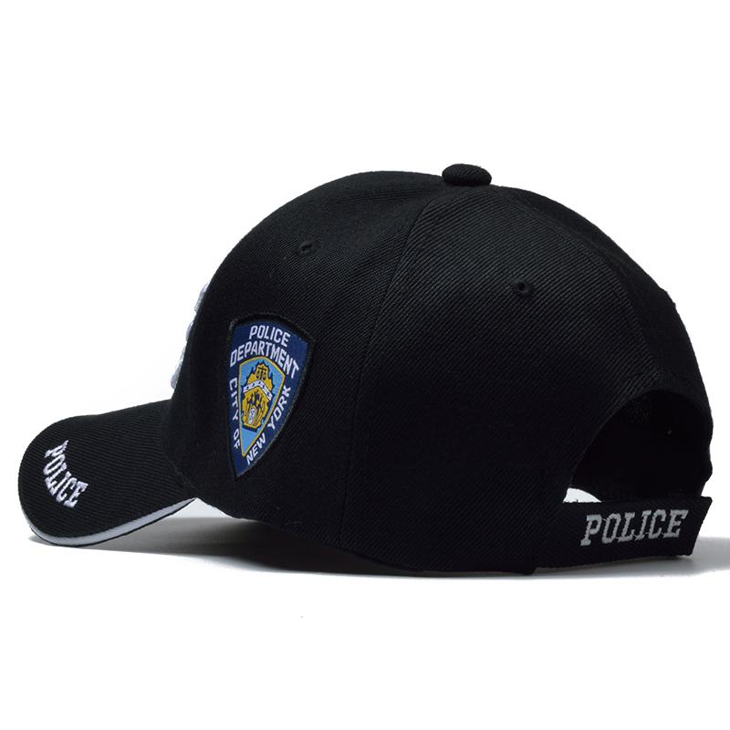 [NORTHWOOD] New POLICE Mens Tactical Cap SWAT Baseball Cap Men Gorras Para Hombre Women Snapback Bone Masculino Army Cap Letter