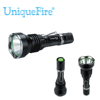 Uniquefire 3 Mode UF V3 Cree T6 Led Flashlight High Power Police Torch Light For 1