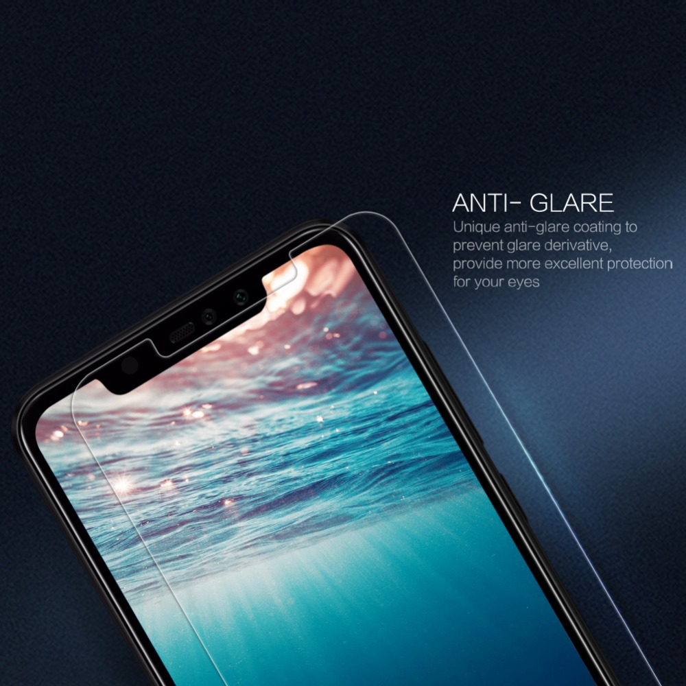 Xiaomi redmi not üçün 8 pro şüşə Qeyd 9 Pro Nillkin Amazing H - Cib telefonu aksesuarları və hissələri - Fotoqrafiya 4