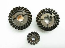 346 Gear Set Kit For TOHATSU Outboard Motor 25HP 30HP 346-64030-0 346-64010-0 346-64020-0  2/4 Stroke Pinion Reverse Forward
