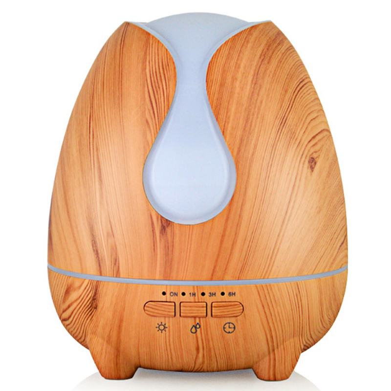 500Ml Essential Oil Diffuser Aromatherapy Aroma Diffuser Wood Grain Humidifier,Ultrasonic Adjustable Cool Mist,Waterless Auto500Ml Essential Oil Diffuser Aromatherapy Aroma Diffuser Wood Grain Humidifier,Ultrasonic Adjustable Cool Mist,Waterless Auto