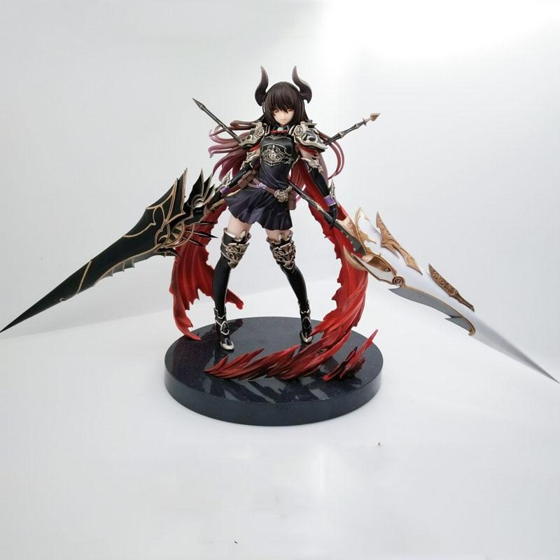 Figurine animé 24 cm Sexy Rage de bahamut-deardragoon sombre Dragoon Forte 1/8 figurine complète avec des boîtes