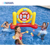 Water Darts Inflatable Swimming Toys Children and Family Swimming Floating Inflatable Dart PVC Material