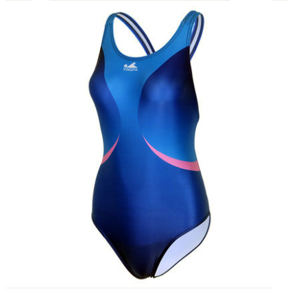 Women Sexy FINA Fabric One-piece Sport Swimming Suits Professional Training Swimsuit Arena Competitive Female Triatlon Swimwear(China)