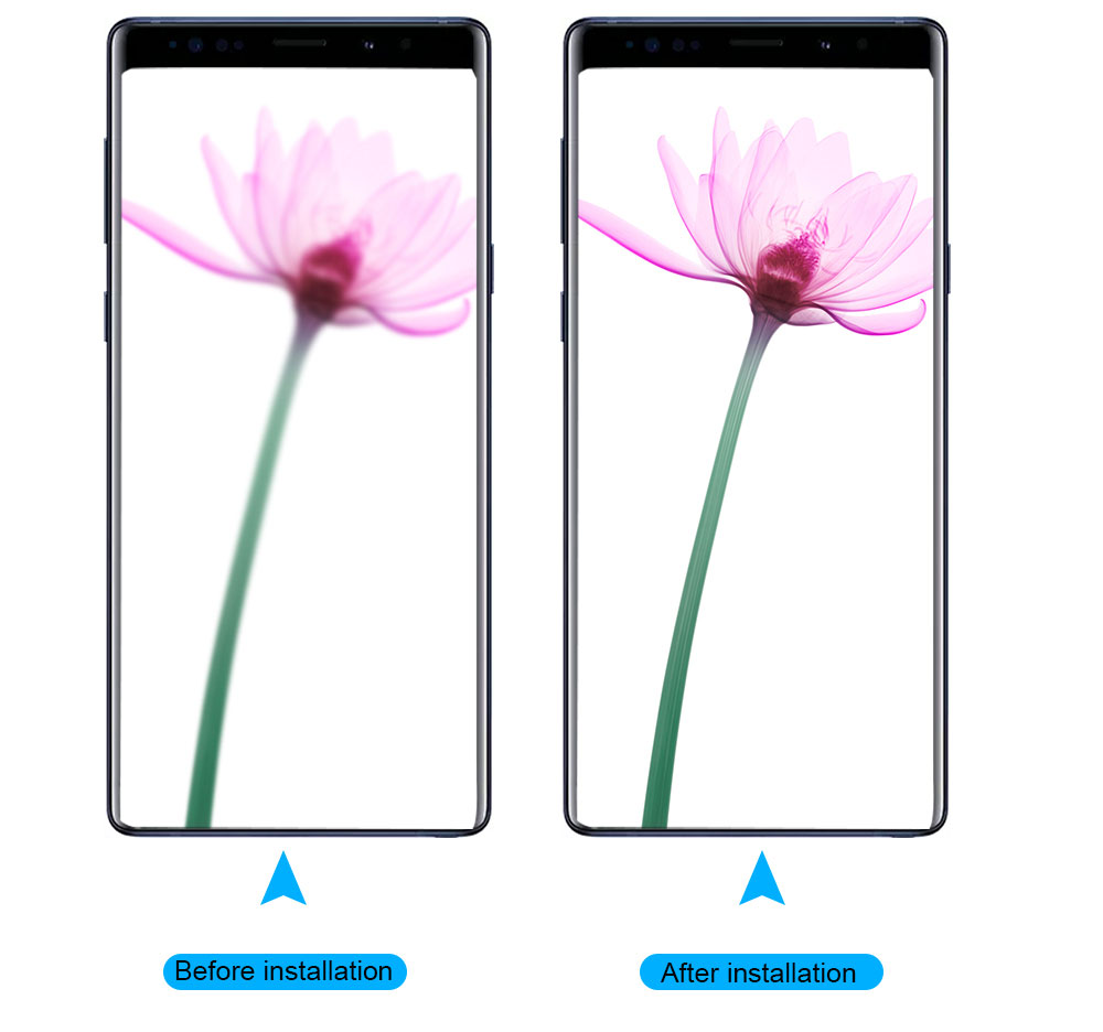 Ascromy For Samsung Note 9 8 Rear Camera Lens Protector Tempered Glass Protection For Galaxy S9 Plus S8 S7 edge S6 verre trempe (8)