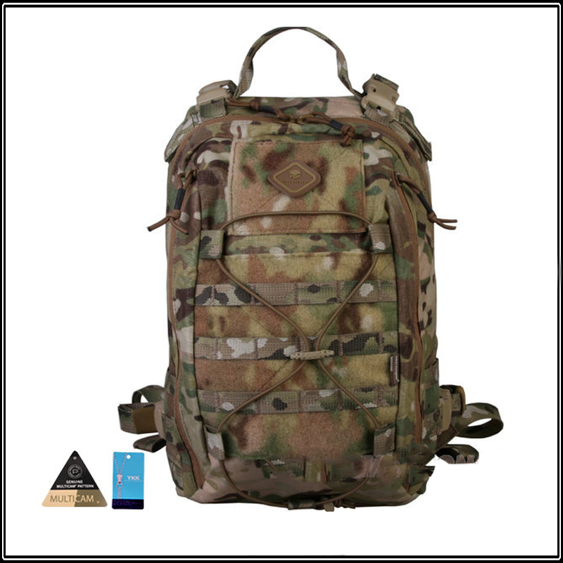 Outdoor Hunting Bags  Assault Pouches Backpack Multicam Removable Operator Pack Pouch Military tactical Airsoft Equipment EM5818