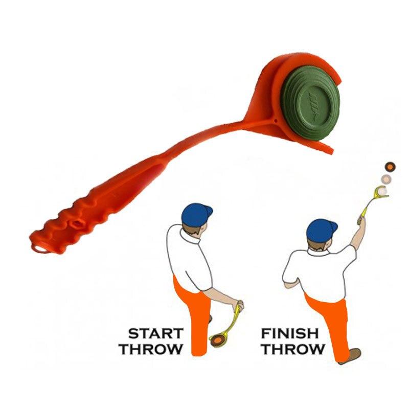 Manual de Arcilla Objetivo Lanzador Hacer-Todo Al Aire Libre Mano Trap Shooting