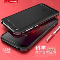 Xiaomi Redmi 4x Bumper Original LUPHIE Aluminum Armor Border Luxury Metal Frame For Xiaomi Redmi 4x