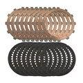 Ремонт высокое качество Сцепления диск стальной Плиты Kit и фрикционный диск Спеченные для DUCATI Hypermotard 1100 1098 1198