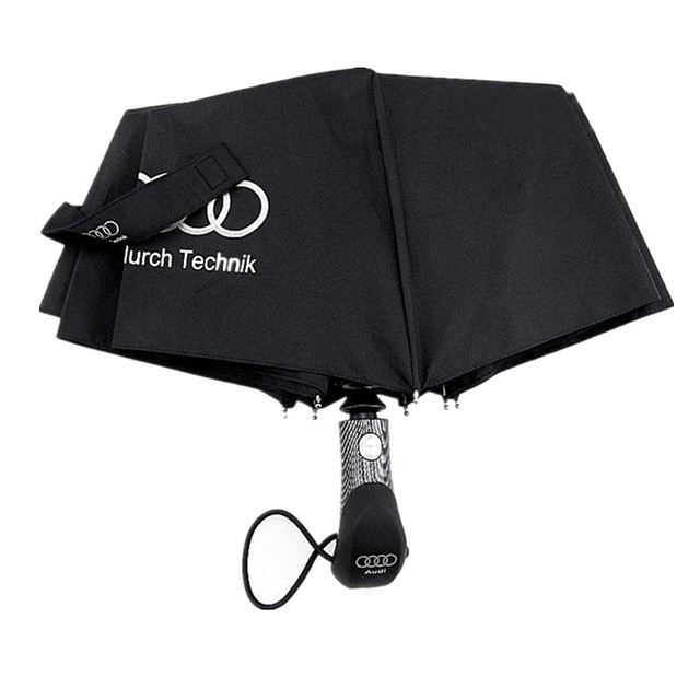 High Quality Fashion Business Audi Umbrella Fully Automatic Compact - Audi umbrella