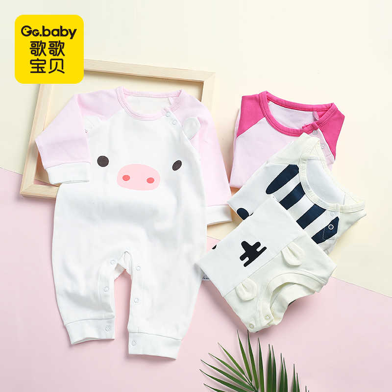 40aabac96 Detail Feedback Questions about Newborn Baby Bear Romper Clothing ...