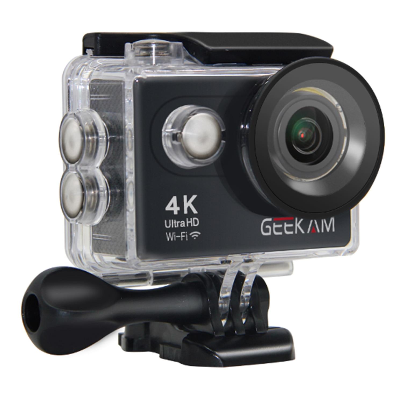 Sport & Action-videokamera Unterhaltungselektronik Geekam 4 Karat Grenzüberschreitende Digitale Sport-kamera 4 Karat Explosion Mini Hd Unterwasser Sport Dy Kamera