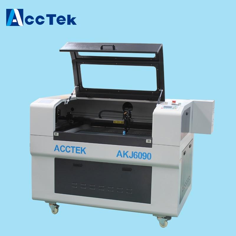 AKJ6090 mini laser cutting engraving machine cnc laser, acrliy cutting engraving laser engraver cheap 100w laser engraver cnc laser engraver co2 laser 6090 mini laser cutting engraving machine