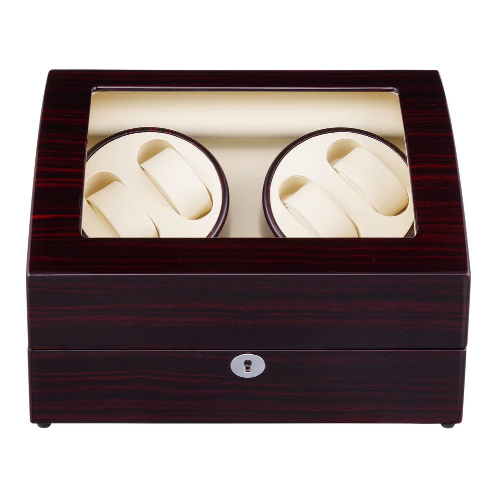 Watch Winder ,LTCJ Wooden Automatic Rotation 4+6 Watch Winder Storage Case Display Box The new style 2018 watch winder lt wooden automatic rotation 4 0 watch winder storage case display box the new style all carbon