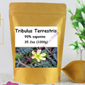 1000gram Tribulus Terrestris Extract 90% Saponins Powder free shipping