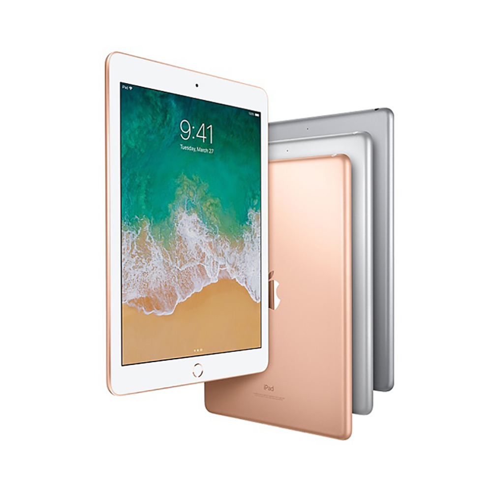 Apple iPad 9,7 (модель 2018) Поддержка Apple Pencil | Новый планшетный ПК для студента