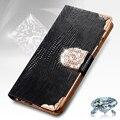Para el iphone 4s 5s caja bling de la manera rhinestone de lujo del diamante cartera de cuero para el caso de apple iphone 4 4s 5s 6 6 s caso titular de la tarjeta