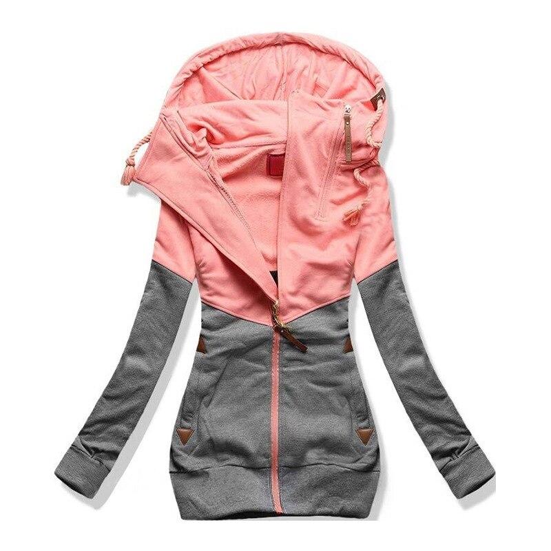 Danhjin Mens Long Sleeve Full Zipper Slim Fit Hooded Sweatshirt Letter Printed Casual Outwear Warm Hoodies