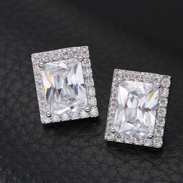 54aae6eb2257 Nuevo de cristal de Color opciones de regalo de verano fiesta Linda cuadrado  de piedra de