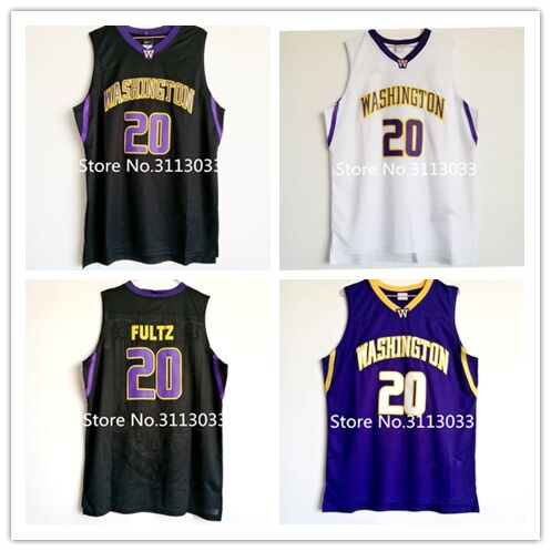 ... markelle fultz 20 washington huskies college basketball jersey all size  embroidery stitched in basketball jerseys from 723b0896a