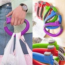 Креативная расслабленная переносная пищевая машина ручка подвесное кольцо хозяйственная сумка инструмент помощи