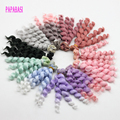 factory supply 1piece 15cm thick Pink Blue Purple Golden Color doll hairs 1/3 /1/4 1/6 bjd curly BJD wigs doll hair