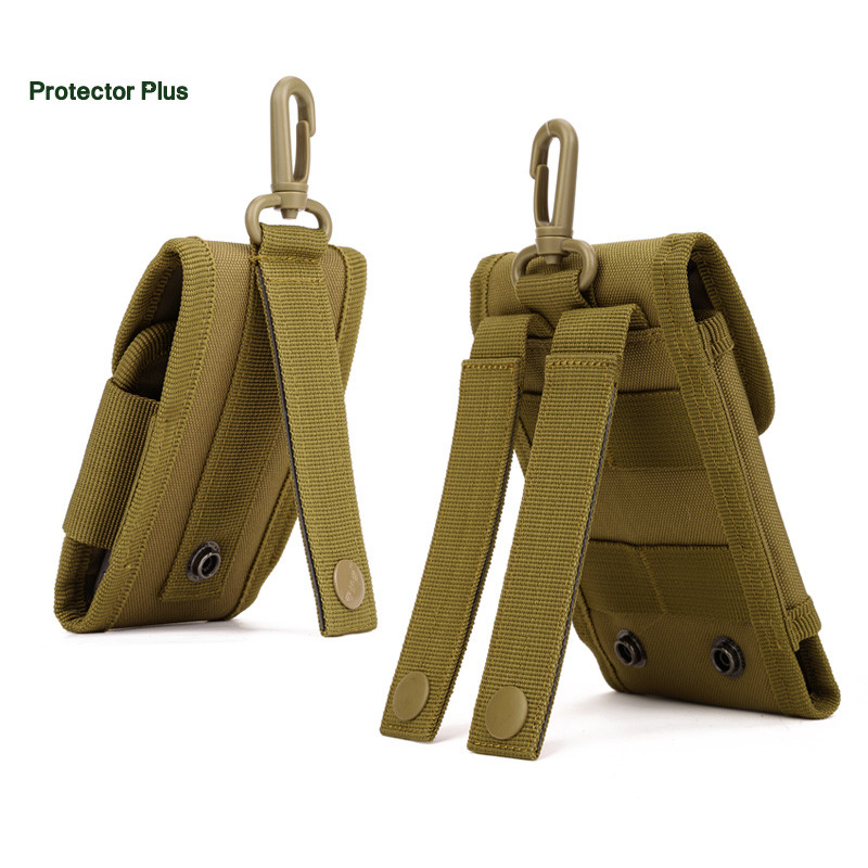 Molle Tool Waist Bags Wild Mochila Tactics Package Army Mobile Phone Gear Equipment Item S27 in Waist Packs from Luggage Bags