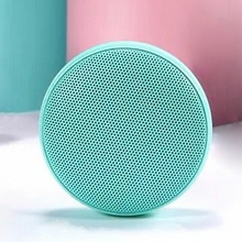 HOT-Macaron  Chic Wireless Bluetooth Speakers For Smartphone, Small Compact Size Portable And Lightweight Travel Pocket