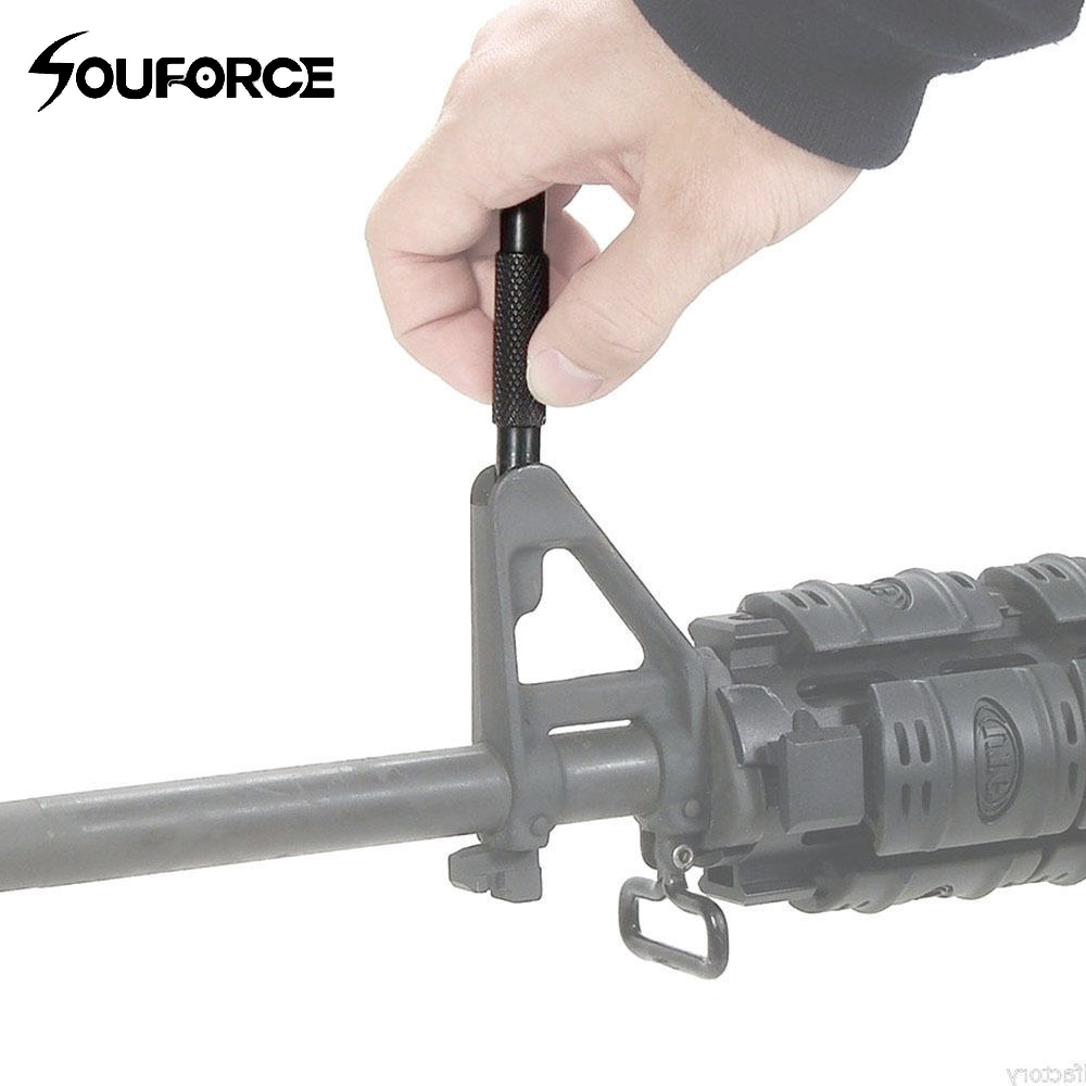 New Tactical Rifle Steel 67.45mm Front Sight Adjustment Tool 4-/5-Prong A1/A2 Dual Front Sight Tool Hunting Gun Accessory