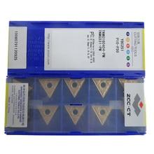 Free shipping TNMG 160404 PM (40pcs/Lot) YBC251 ZCCCT cemented carbide turning tool CVD coating Negtive insert free shipping 50pcs lot apkt160408 pm ybg102 apkt 160408 pm apkt160408 pvd zcc ct inserts zccct cemented carbide milling insert