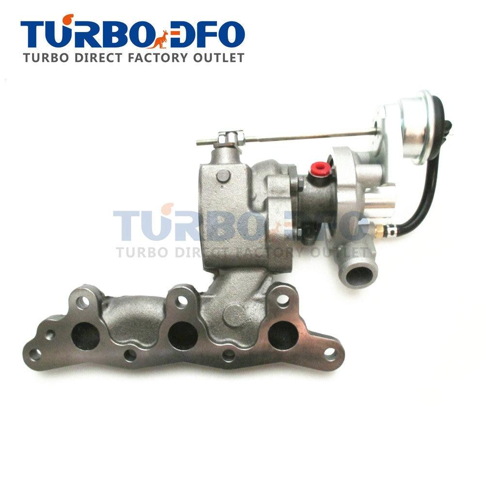 KP31 completo OM660DE08LA turbocompressore 54319700000 54319700002 per Smart 0.8 cdi 3 Zyl. 30 Kw 41 CV 1999-6600960199 6600960099